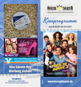 Instant-Kinoflyer Geldern
