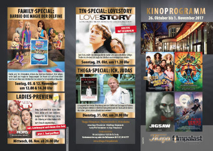 Premium-Kinoflyer Hildesheim