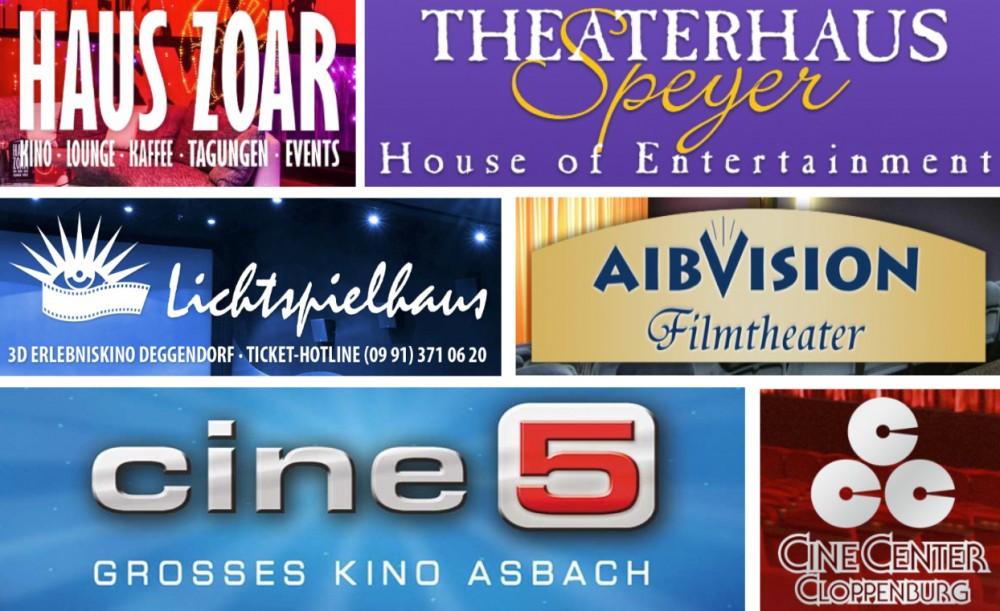 Sechs weitere Kinos mit Website.plus